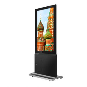 """BenQ 55"""" 23.4mm Slimmest Panel Design Double-Sided Display