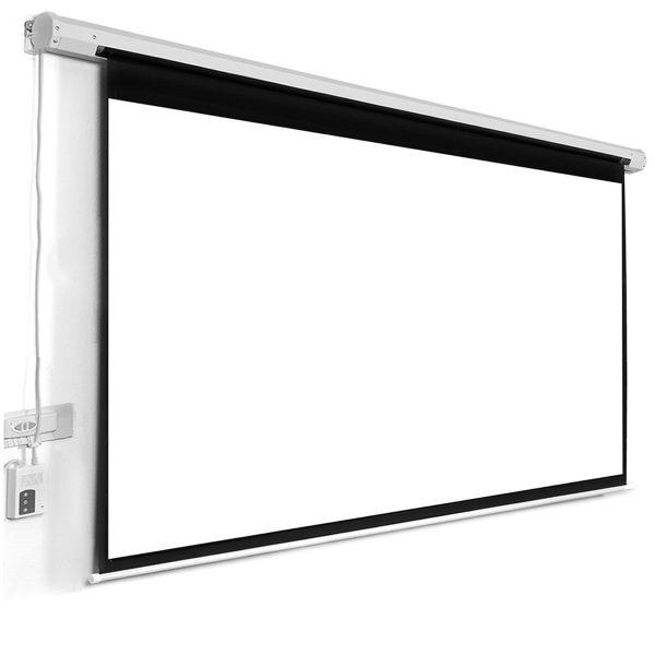 AV LOGIC 14ft x 14ft Electric Screen