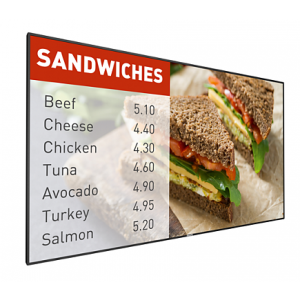 """Philips Signage Solutions P-Line Display 55"""", Powered by Android, 500cd/m² 55BDL5055P/00"""