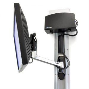 Ergotron LX HD Wall Swing Arm Heavy Monitor or TV Mount | P/N: 45-268-026