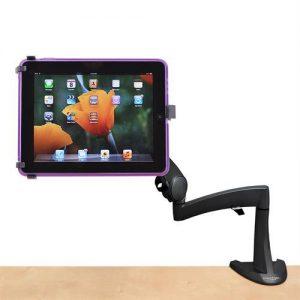 Ergotron Neo-Flex® Desk Tablet Arm Tablet Mount   P/N: 45-306-101
