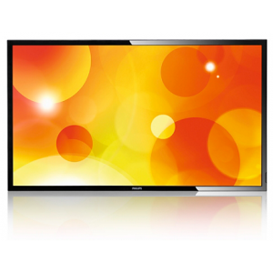 """Philips Signage Solutions Multi-Touch Display 84"""", Edge LED Backlight, Ultra HD BDL8470QT/00"""