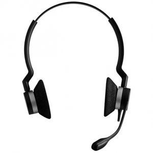 Jabra Biz 2300 MS Duo Corded Headset, USB