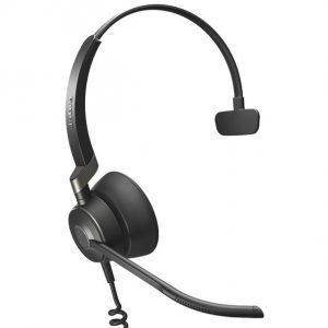 Jabra Engage 50 Mono Professional Digital Corded Headset, USB-C