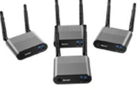 Measy Air Pro 3 wirelesss HDMI to HDMI (1 transmitter to 3 receivers)