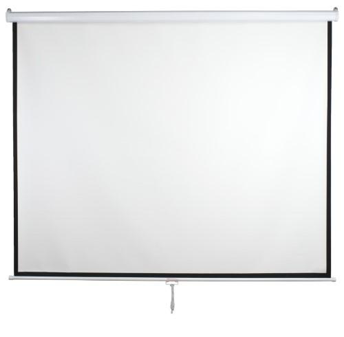"""AV LOGIC 84"""" x 84"""" manual screen"""