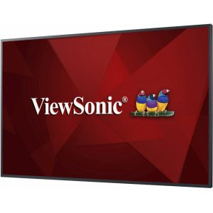 """Viewsonic CDE5510 55"""" 4K LED Commercial Display with Support for Android apps"""