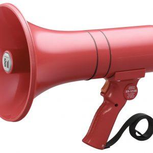 ER-1215S(23W max.) Hand Grip Type Megaphone with Siren