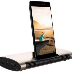 JMGO M6 (all in one system with built-in Android and phone doc)