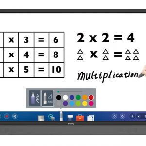 BenQ 4K UHD 65'' Education Interactive Flat Panel Display | RP654K