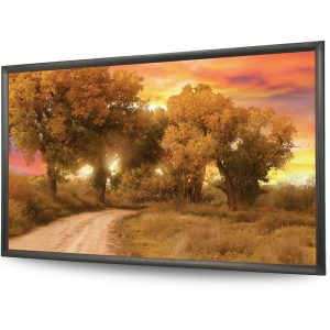 """AV LOGIC Fixed Frame screen 92"""" HDTV format"""