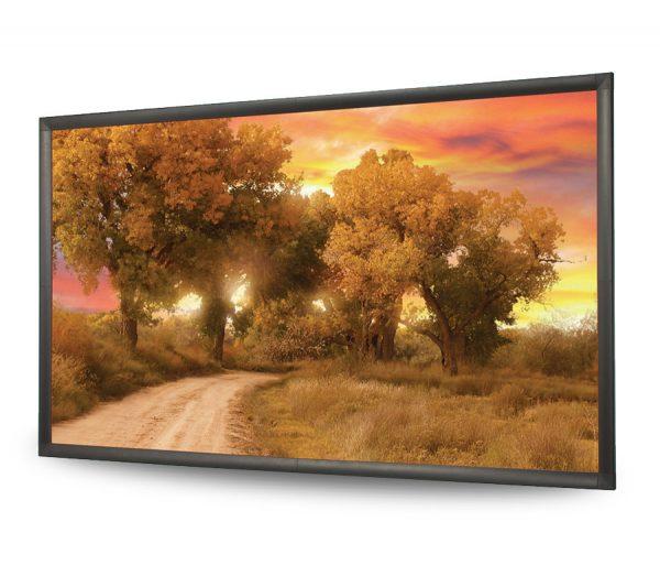 """AV LOGIC Fixed Frame screen 106"""" HDTV format"""