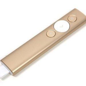 LOGITECH - Spotlight Presentation Remote - Gold