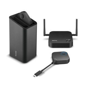 InstaShow™ S WDC20 | Plug and Play Mobile Device Compatible Wireless Presentation Device