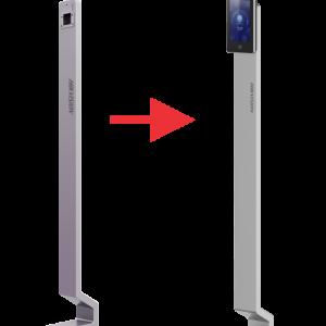 Hikvision DS-KAB671-B (Floor Stand bracket for DS-KITA70MI-T)