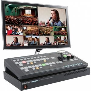 SE-1200MU 6-Input Switcher and RMC-260 Controller Bundle