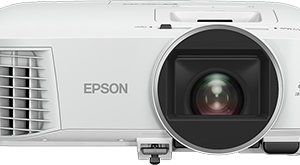 Epson EH-TW5650 (Without 2 x 3D Glasses)